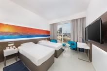 Citymax Al Barsha Blue Room 02
