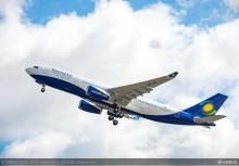 Take off A330 RWANDAIR-009