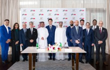 GFH AND H HOSPITALITY COLLECTION SIGN FOR OPERATION OF THE HARBOUR ROW PROJECT IN BAHRAIN